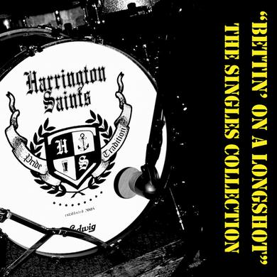 Harrington Saints BETTIN' ON A LONGSHOT THE SINGLES COLLECTION Vinyl Record