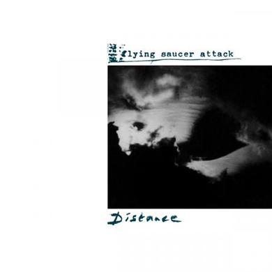 Flying Saucer Attack DISTANCE Vinyl Record