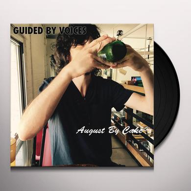 Guided By Voices AUGUST BY CAKE Vinyl Record
