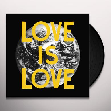 Woods LOVE IS LOVE Vinyl Record