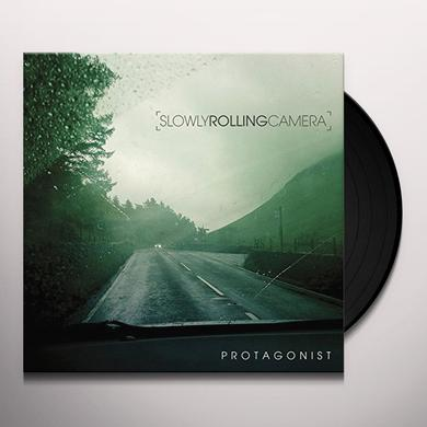 SLOWLY ROLLING CAMERA PROTAGONIST Vinyl Record