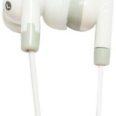 Headphones SUPERSONIC IQ101 DIGITAL STEREO EARBUDS WHITE