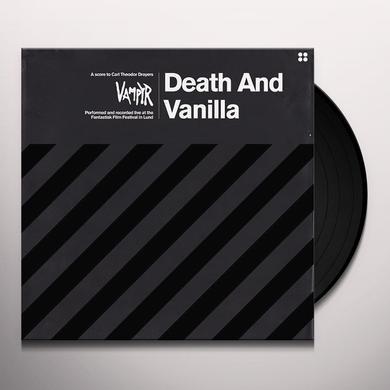 DEATH & VANILLA VAMPYR Vinyl Record