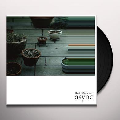Ryuichi Sakamoto ASYNC Vinyl Record