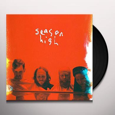 Little Dragon SEASON HIGH Vinyl Record
