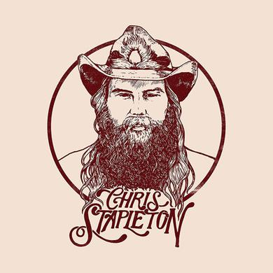 Chris Stapleton FROM A ROOM: VOLUME 1 Vinyl Record