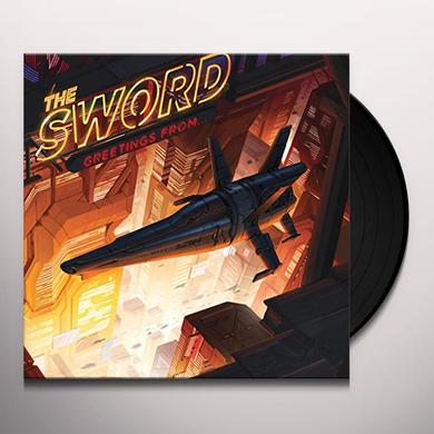 Sword GREETINGS FROM Vinyl Record
