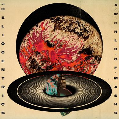 Heliocentrics A WORLD OF MASKS Vinyl Record