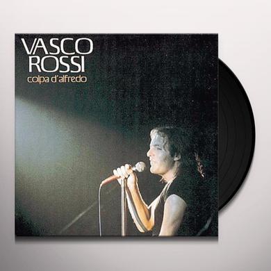 Vasco Rossi COLPA D'ALFREDO VINILE COLORATO Vinyl Record