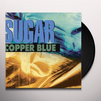 Sugar COPPER BLUE: 25TH ANNIVERSARY EDITION Vinyl Record