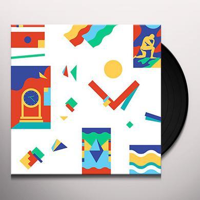 B Boys DADA Vinyl Record