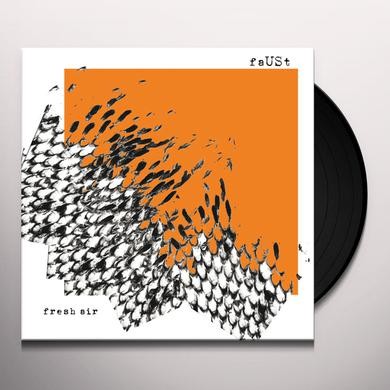 Faust FRESH AIR Vinyl Record
