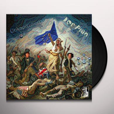 Der Plan UNKAPITULIERBAR Vinyl Record