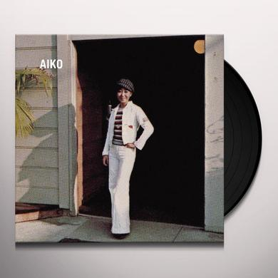 aiko FLY WITH ME / TIME MACHINE Vinyl Record