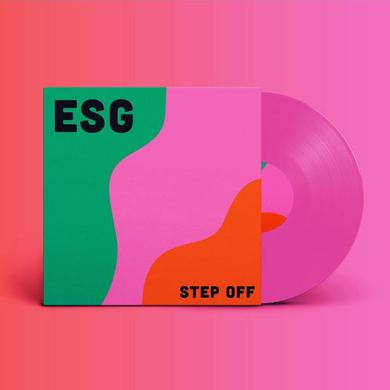 Esg STEP OFF Vinyl Record