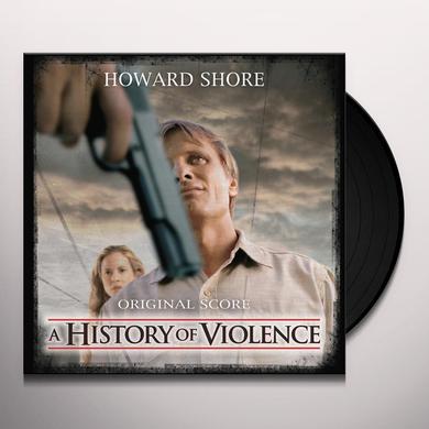 Howard Shore A HISTORY OF VIOLENCE / O.S.T. Vinyl Record