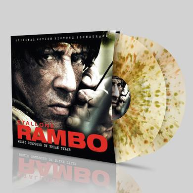 Brian Tyler RAMBO / O.S.T. Vinyl Record