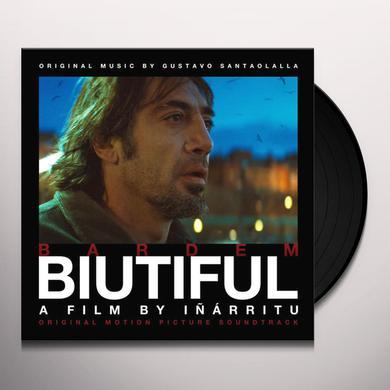 GUSTAVO SANTAOLALLA BIUTIFUL / O.S.T. Vinyl Record