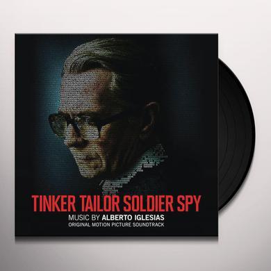 Alberto Iglesias TINKER TAILOR SOLDIER SPY / O.S.T. Vinyl Record