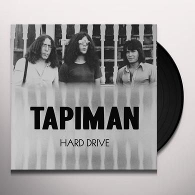 Tapiman HARD DRIVE Vinyl Record