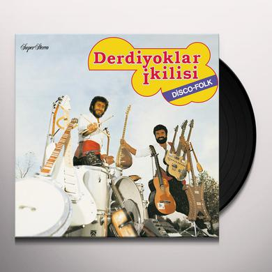 Derdiyoklar Ikilisi DISCO-FOLK Vinyl Record