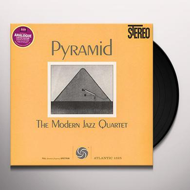 Modern Jazz Quartet PYRAMID Vinyl Record