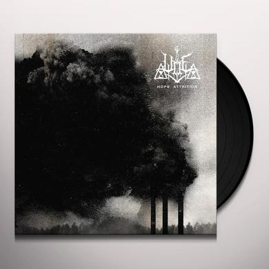 Woe HOPE ATTRITION Vinyl Record