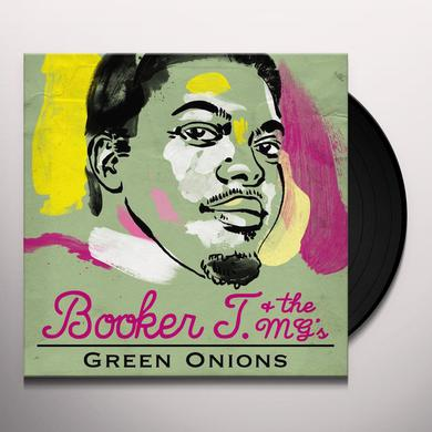 Booker T. & the M.G.'s GREEN ONIONS Vinyl Record
