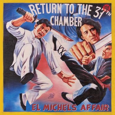 El Michels Affair RETURN TO THE 37TH CHAMBER Vinyl Record