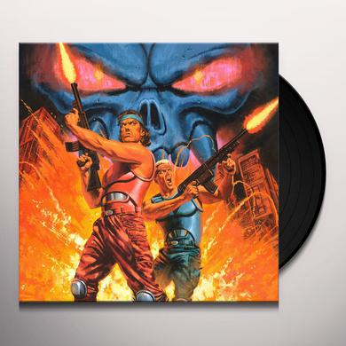 Konami Kukeiha Club CONTRA 3: ALIEN WARS / O.S.T. Vinyl Record