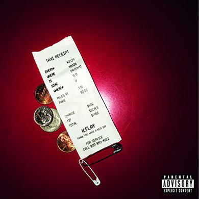 K.Flay EVERY WHERE IS SOME WHERE Vinyl Record