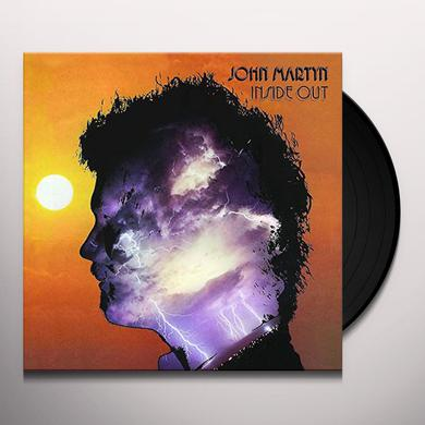 John Martyn INSIDE OUT Vinyl Record