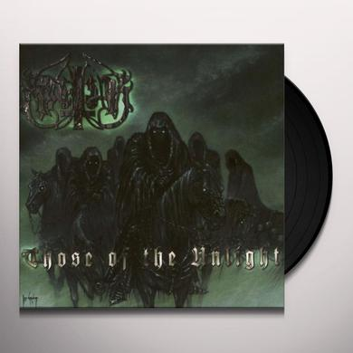 Marduk THOSE OF THE UNLIGHT Vinyl Record