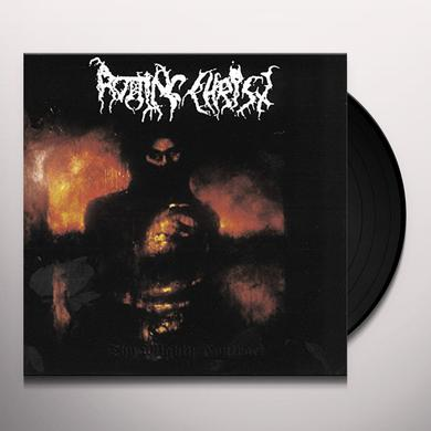 Rotting Christ THY MIGHTY CONTRACT Vinyl Record
