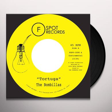 Bombillas TORTUGA / KINGS UP Vinyl Record