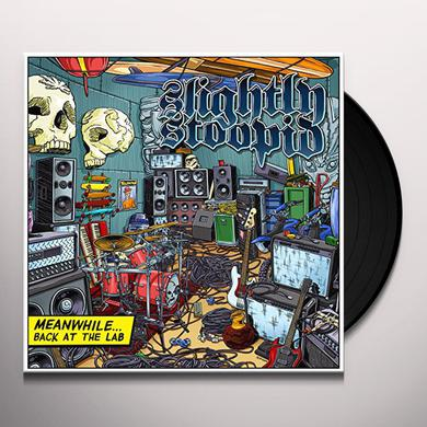 Slightly Stoopid MEANWHILE BACK AT THE LAB Vinyl Record