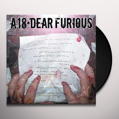 A18 DEAR FURIOUS Vinyl Record