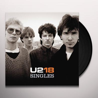 U218 SINGLES Vinyl Record