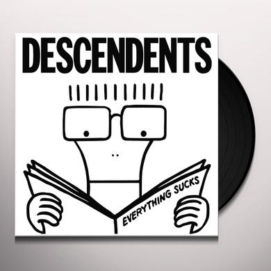Descendents EVERYTHING SUCKS 20TH ANNIVERSARY Vinyl Record