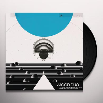 Moon Duo OCCULT ARCHITECTURE 2 Vinyl Record