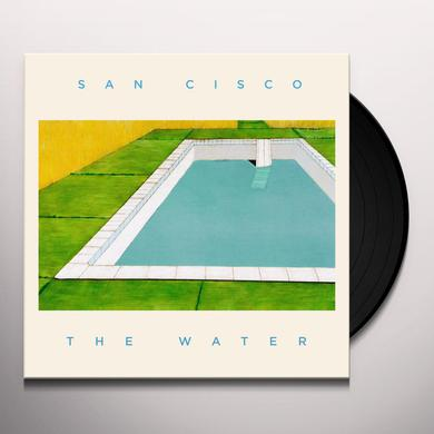San Cisco THE WATER Vinyl Record