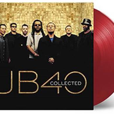 Ub40 COLLECTED Vinyl Record