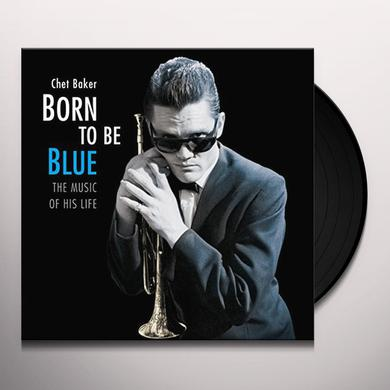 Chet Baker BORN TO BE BLUE: HEARTFELT HOMAGE TO LIFE & MUSIC Vinyl Record