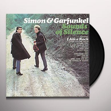 Simon & Garfunkel SOUNDS OF SILENCE Vinyl Record