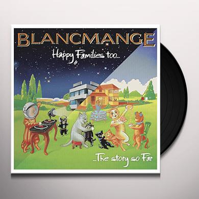 Blancmange HAPPY FAMILIES TOO Vinyl Record