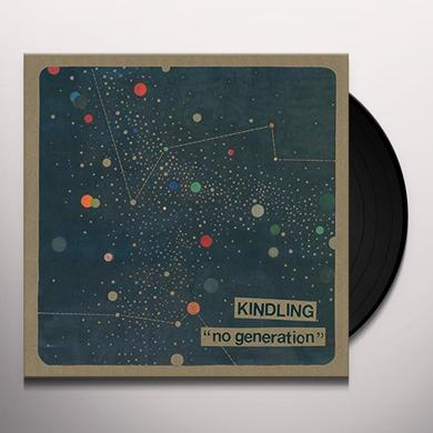 Kindling NO GENERATION Vinyl Record