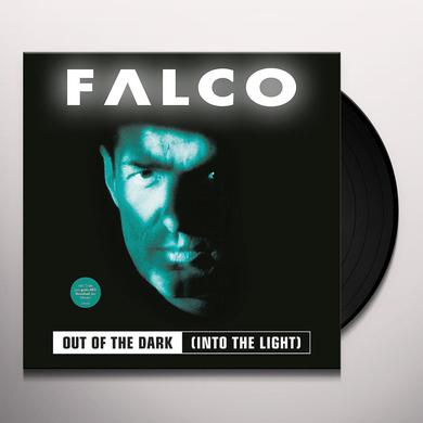 Falco OUT OF THE DARK (INTO THE LIGHT) Vinyl Record