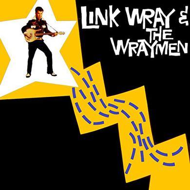 LINK WRAY & THE WRAYMEN Vinyl Record
