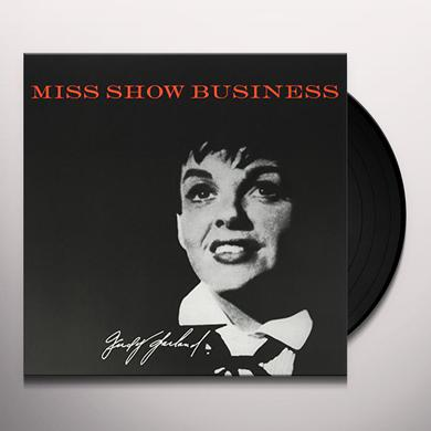 Judy Garland MISS SHOW BUSINESS Vinyl Record
