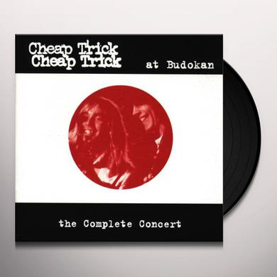 Cheap Trick AT BUDOKAN: COMPLETE CONCERT Vinyl Record